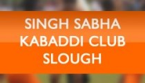 Slough Kabaddi Club Team 2013